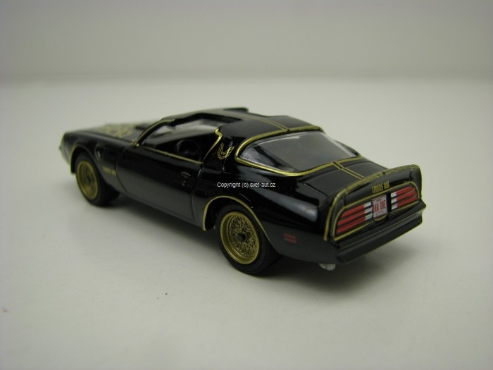 1:64 HOLLYWOOD FILM REELS SERIES 1 - SMOKEY & THE BANDIT (1977)